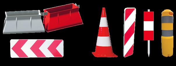 Panneaux signalisation de position