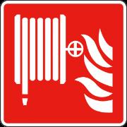 panneau incendie