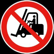 panneau interdiction