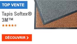 TOP VENTE - Tapis Softex® 3M™