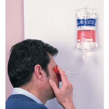 Lave-oeil portatif