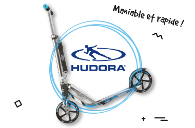 Trottinette Hudora Big Wheel
