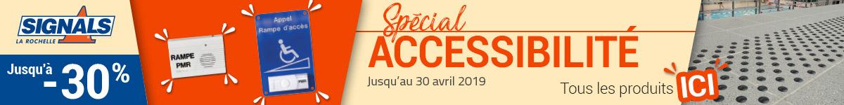 Spécial Accessibilité