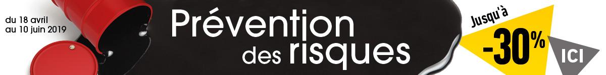 Flyer Prévention des risques