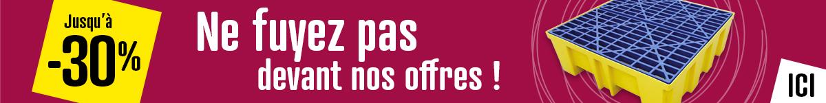 Promotions spéciales rétention !