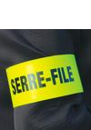 Brassards PVC fluo Serre-file