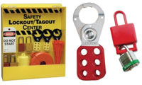 Lockout Tagout Equipment