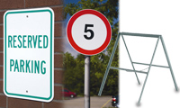 Parking & Traffic Signs