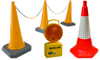 Traffic Cones & Accessories