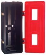 Polyethylene Fire Extinguisher Cabinets
