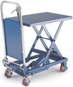 Single Scissor Lift Tables