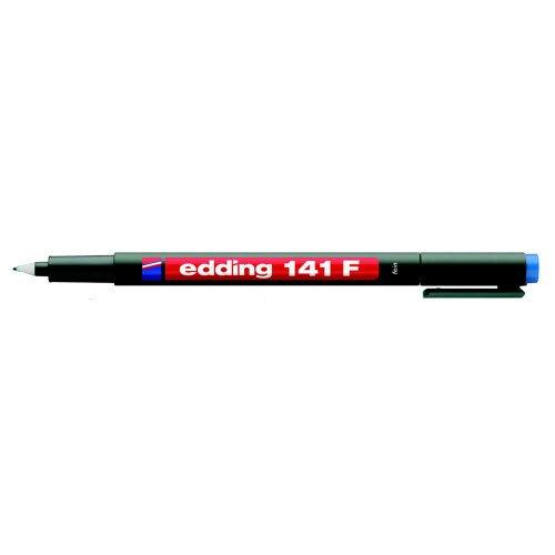 Edding 141F Fine Permanent Marker Pens