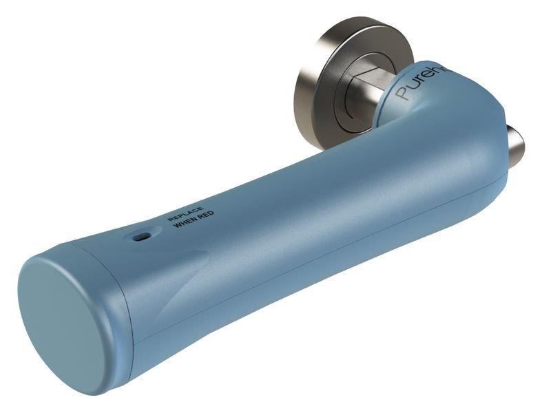 Purehold Antibacterial Door Handle Covers - LEVER