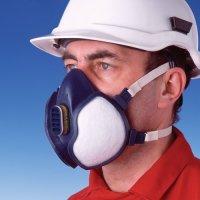 Innovative half-mask respirator