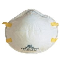 3M 8710E dust respirator face mask for industrial use