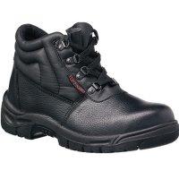 Lightweight Leather Chukka Boots