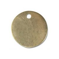 Customisable Brass Valve Tags