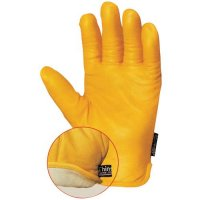 Ansell Yellow Thinsulate Cold, Cut and Mechanical Protection Gloves