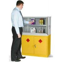 Regulation COSHH Stackable Storage Lockers