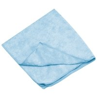 Machine washable microfibre cleaning cloths