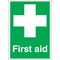 Straight-forward, rapid identification for First Aid Equipment
