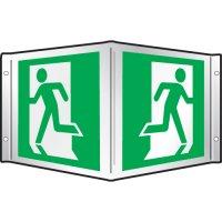 Running Man (Symbols) Projecting 3D Signs
