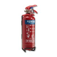 Portable Class B and C Powder Fire Extinguishers