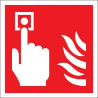 Fire Alarm Call Point (Symbols) Signs