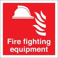 Internationally recognised identifier for fire fighting equipment