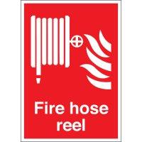 UK & EU compliant fire hose reel signs