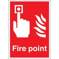 Fire Call Point Signs