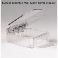 Clear Polycarbonate Mini Fire Alarm Call Point Cover
