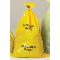 Durable waste bags/seals
