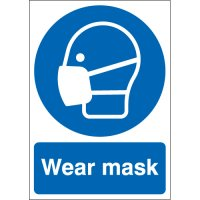 Wear Mask Signs