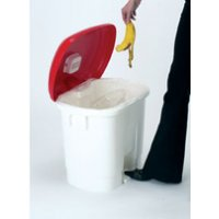 Hygienic Colour Coded Workplace Derby Pedal Bins