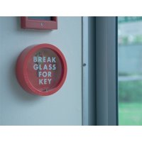 Quick Access 'Break Glass' Emergency Key Box