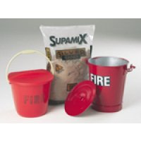 Plastic or Metal Fire Buckets