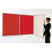 Tamper-Proof, Fire-Resistant, Shatter-Proof Notice Board Frame