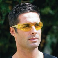Stealth 7000 Stylish Wrap-Around Safety Glasses