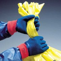 Abrasion and cut resistant Blue Grip™ gloves