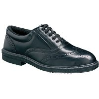 Brogue Leather Anti-Static Safety Shoe