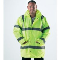 Heavy-duty High-visibility Motorway Jacket