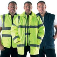 High-Visibility 4-in-1 Jacket