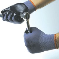 Polyco Grip It Nylon Protective Gloves with Nitrile Grip Coating