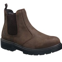 Leather Dealer or Chelsea Safety Boots