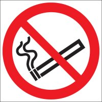Essential No Smoking Symbol Signs For Vehicles