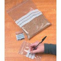 Self-Sealing Poly Bags - Write-On
