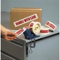 Quality Control Printed Label Tape & Dispenser