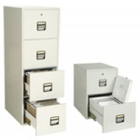Robust and secure Fire-resistant Filing Cabinets