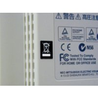 Self-Adhesive WEEE Legislation Labels in a Choice of Sizes